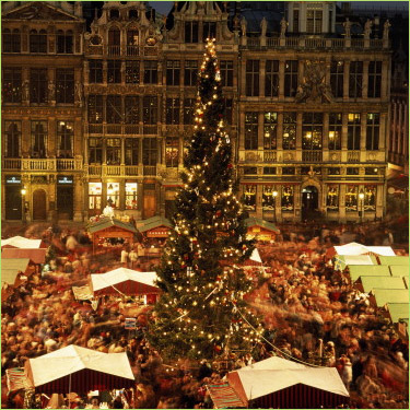 Maison Culinaire Kerstmarkten