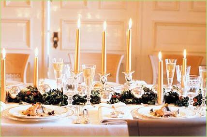 Maison culinaire tafelversiering - Tafel stockholm huis ter wereld ...